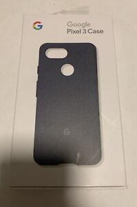 Google Pixel 3 Fabric Case (Navy)