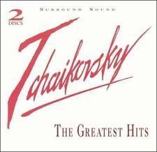 Tchaikovsky: The Greatest Hits (2 Discs, Intersound, AM) Nutcraker - BN Sealed