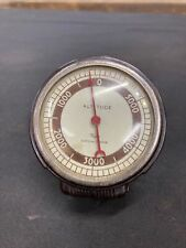 1930's 1940's 1950's Vintage Accessory Taylor Altimeter Chevy Ford Bomb Plymouth