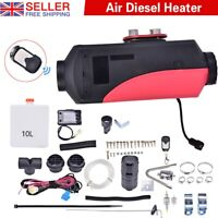 12V 8KW Air diesel Heater LCD Remote For Home Lorrys Boats Bus Van 8000W