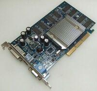 XFX Nvidia GeForce FX 5200, AGP, 128 MB, DVI, VGA, S-Video TV-out, PV-T34K-NAHB