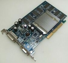 XFX NVIDIA GeForce FX 5200, AGP, 128 MB, DVI, VGA, S-Vídeo TV-Out, pv-t34k - nahb