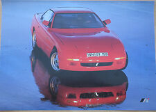 Opel Irmscher GT Prospekt