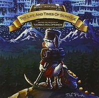 Tuomas Holopainen - Life & Times of Scroogee [New CD] Argentina - Import