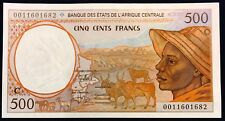Central African States Congo 500 francs 2000 Shepherd - P101Cg - UNC