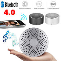 Wireless Bluetooth Speaker Subwoof Sound Box Music Player Loudspeaker with Mic