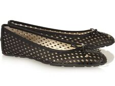 Authentic Jimmy Choo Flats Shoes Size 43 12 12.5 13 RARE SIZE