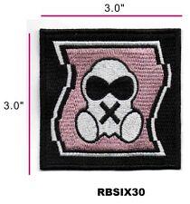 RAINBOW SIX OPERATOR PATCH - MUTE - RBSIX30