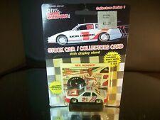 Neil Bonnett #21 Citgo Wood Brothers Series 1 1990 Ford Thunderbird