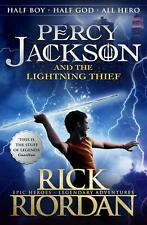 Percy Jackson and the Lightning Thief Book 1 by Rick Riordan New Paperback Book