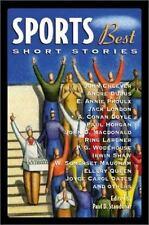 SPORTS BEST SHORT STORIES 2001 !!  Hardcover !!
