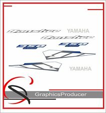 Yamaha Banshee Decals Stickers Reproduction Set Custome Design