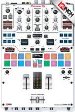 Pioneer DJM-S9 Skin white