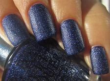 OPI DS Designer Series LAPIS Deep Sapphire Blue MATTE Nail Polish Lacquer DS045