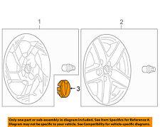 Pontiac GM OEM 09-10 Vibe-Wheel Center Cap Hub Cover 20835338