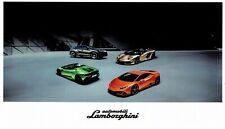 Lamborghini car range Pressemappe / Presskit _Shanghai Motor Show 2019