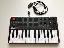 Akai Professional MPK Mini 25-key MIDI Keyboard Controller 8 Drum Pads
