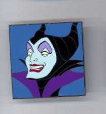 Older Disney FANTASY - Sleeping Beauty Villain Maleficent Portrait LE 200 Pin
