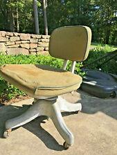 Vintage Industrial Tanker Chair mid century 1969