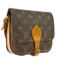 LOUIS VUITTON CARTOUCHIERE PM CROSS BODY BAG PURSE MONOGRAM M51254 861 A51293