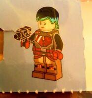 2017 LEGO STAR WARS ADVENT CALENDAR SABINE WREN & NO 1 SET NEW 75184 MINIFIGURES