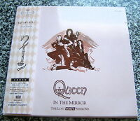 QUEEN IN THE MIRROR The Lost BBC Sessions CD mini lp Obi NEW Sealed