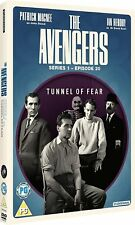 THE AVENGERS 1961: TUNNEL OF FEAR S01E20 - 'Lost Epsiode' 60's TV R2 DVD