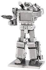 Soundwave: Transformers Metal Earth 3D Laser Cut Miniature Model Kit 2 sheets
