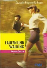 Laufen und Walking Kathrine Switzer  Taschenbuch ++Ungelesen++