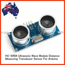 HC-SR04 Ultrasonic Module Distance Measuring Transducer Sensor (Arduino/PIC/AVR)