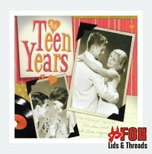 Time Life THE TEEN YEARS 10 CD Set - 150 Music Hits from 50's & 60's NEW!!