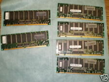 Mixed Lot of Compaq 1GB & 128MB ECC Memory.  6 Sticks<