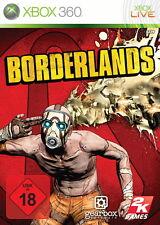 X360 / Xbox 360 Spiel - Borderlands 1 (I) (USK18) (mit OVP)