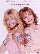 New listing The Banger Sisters Drama Movie Goldie Hawn Susan Sarandon Dvd 2003