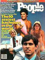 1979 People November 19 -10 Sexiest Bachelors