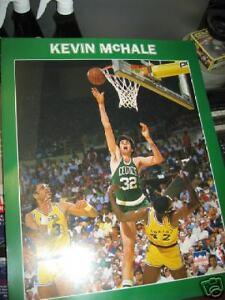 Kevin McHale Laminated Poster, Boston Celtics - 1988