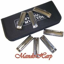Seydel Harmonicas - 10216 Blues Session 7 Harmonica Set NEW