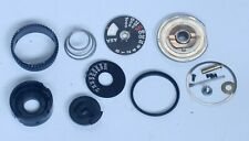 NIKON FM Shutter Speed ASA Film Selector Dial Vintage SLR 35mm Film Camera Parts