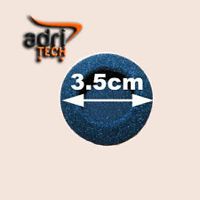 COPRI CUFFIE SET 2 PZ DIAMETRO 35 MM MORBIDA SPUGNA PROTEGGI CUFFIE IGIENICO