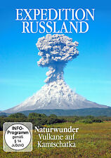 DVD Volcanes En Kamchatka Rusia de Expedición Rusia