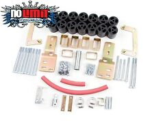 """Ford Ranger 3"""" Body Lift Kit 1998-2000 2WD 4WD Zone Offroad #F9378"""