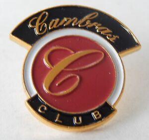 Ancien PIN'S : Vin CAMBRAS - Modèle CAMBRAS Club