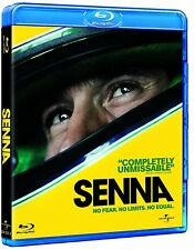 SENNA (2011), AYRTON Grand Prix Formula One F1 2010 Documentary - NEW BLU-RAY UK
