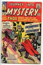 Journey into Mystery, Thor, 103, 1964, Stan Lee / Jack Kirby