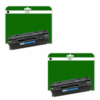 2 Cartridges for HP Laserjet M2727NF M2727NFS P2014 P2014N P2015  non-OEM 53X
