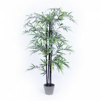 120CM Potted Artificial Bamboo Tree Green Home/Office Decor Fake Plant Indoor AU