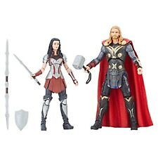 Marvel Legends Marvel Studios The First 10 Years Thor and Sif Loose New In Stock