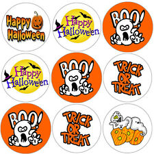 144 Happy Halloween 30mm Children's Reward Stickers for Teacher, Parent,