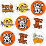 144 Happy Halloween 30mm Children's Reward Stickers for Teacher, Parent,