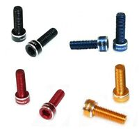 ASHIMA ALLOY BIKE BOTTLE CAGE BOLTS